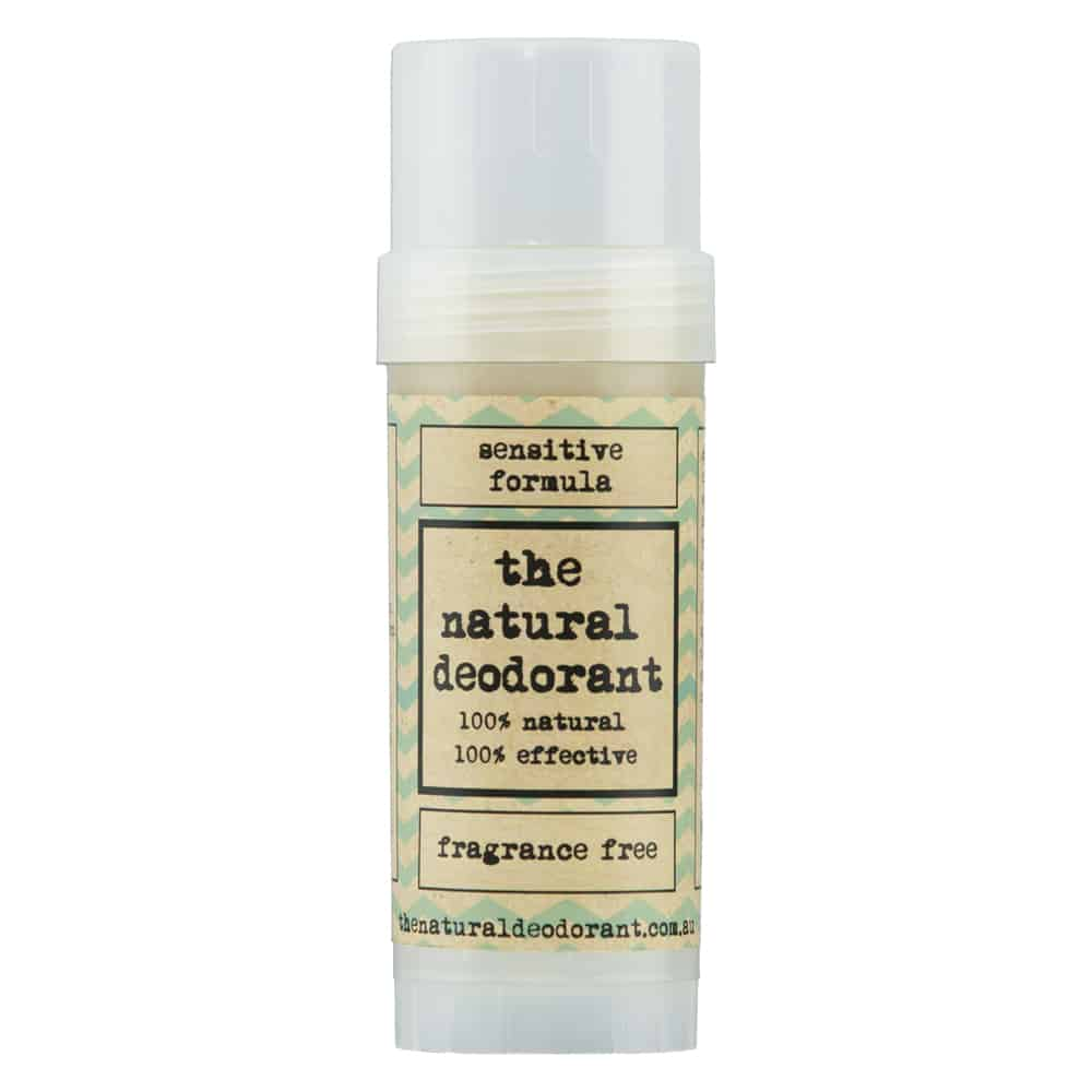 Fragrance Free Sensitive Deo Stick