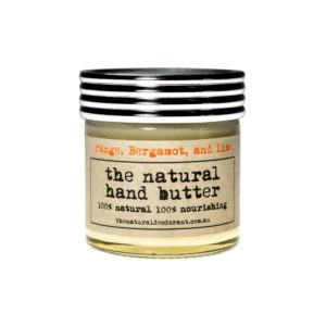 The Natural Deodorant, Hand Butter