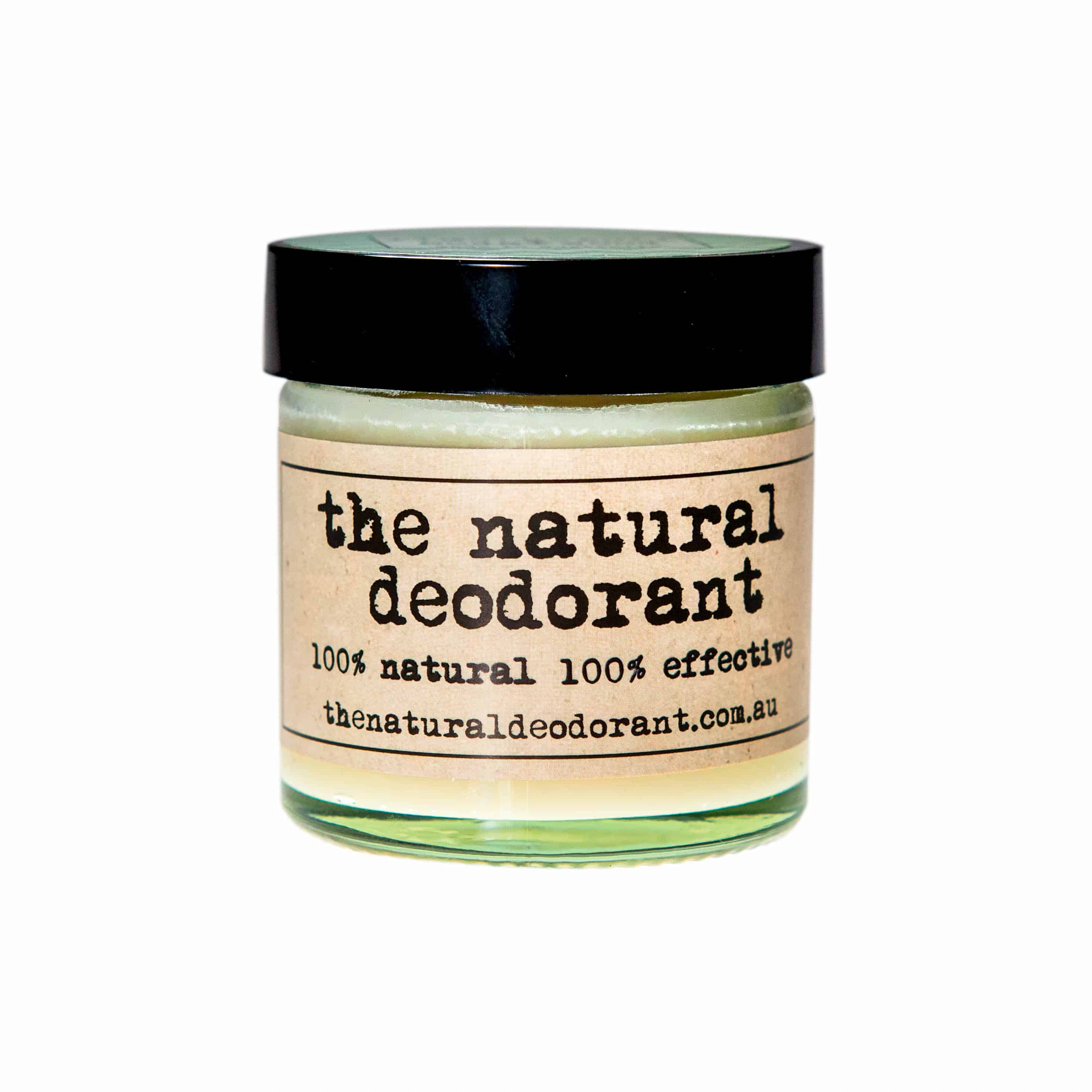What is natural deodorant