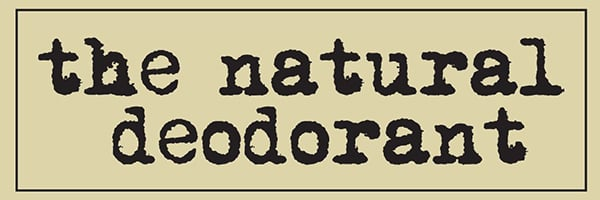 The Natural Deodorant - Natural products for your body